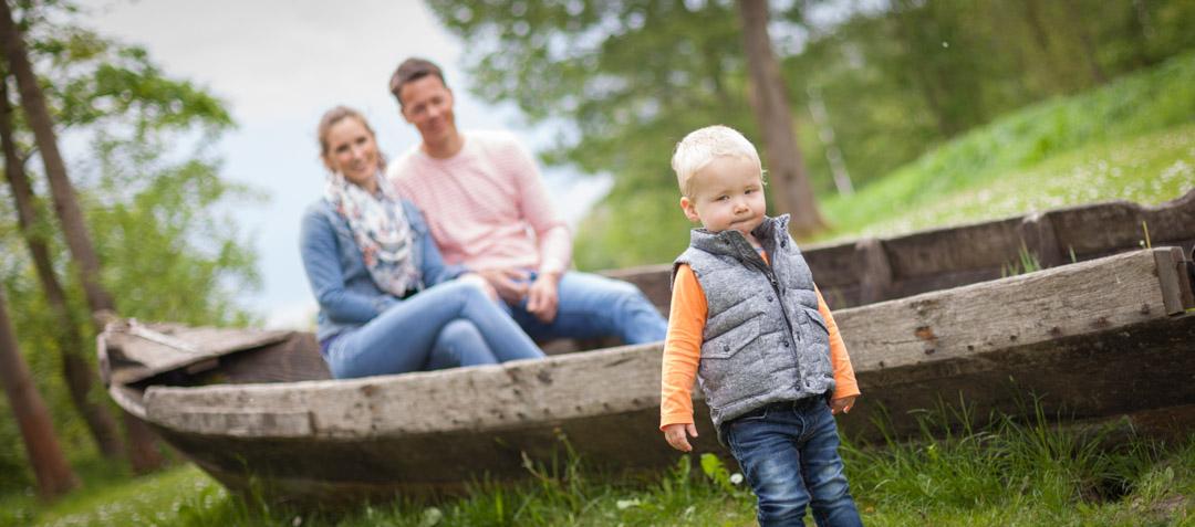 """Lifestyle Reportage """"Je gezin op locatie"""" op de Kemphaan te Almere"""