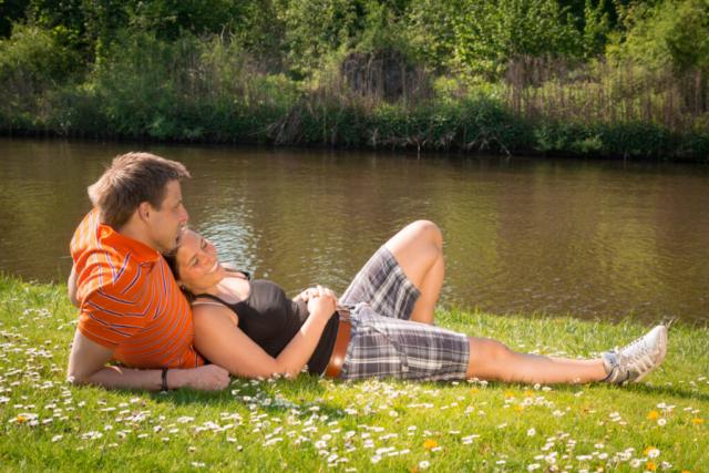 Lifestyle Loveshoot Vier de liefde samen in het Beatrixpark