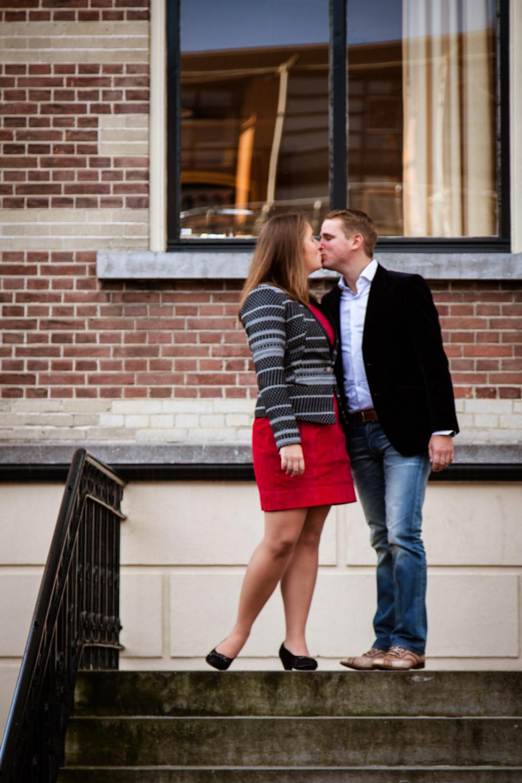 Lifestyle Loveshoot Vier de liefde samen in Hilversum