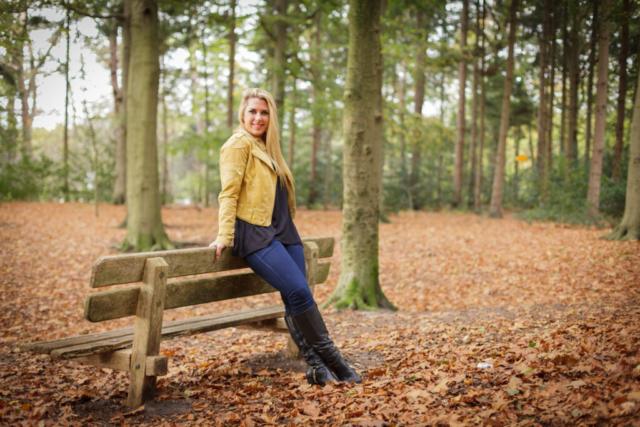 """Lifestyle Fotoshoot """"Mooie portretten"""". De herfst is altijd een mooi moment voor foto's."""