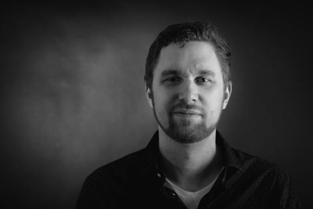"""Studio Fotoshoot """"Mooie Portretten"""". Een portret van een ICT-er."""