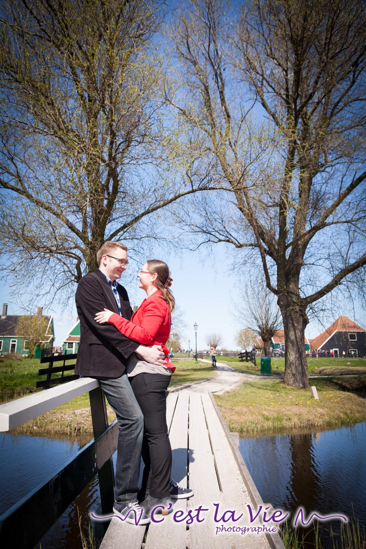 Pre Wedding Shoot op de Zaanse Schans